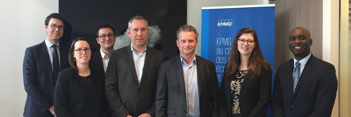 KPMG renouvelle son soutien à la Chaire RSE