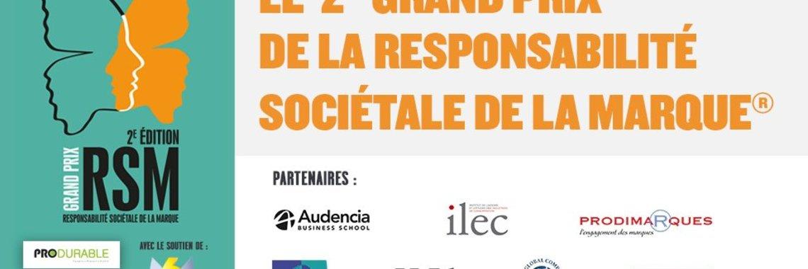 Grand Prix de la Responsabilité Sociétale des Marques