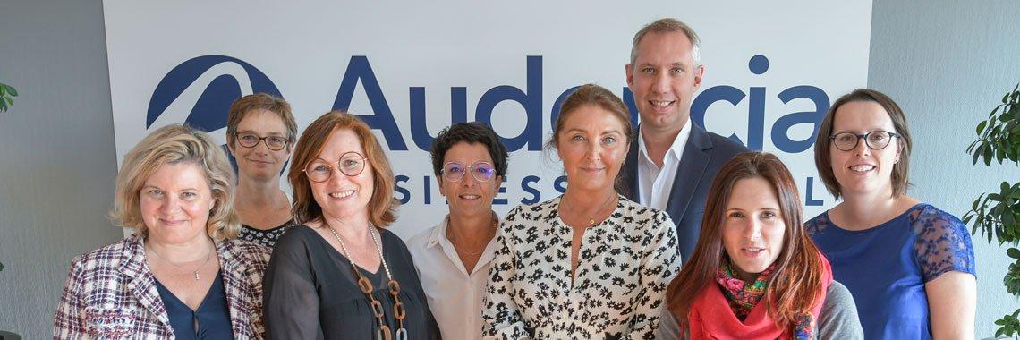 Groupe Eram renouvelle son partenariat avec Audencia